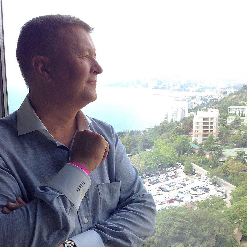 Максим Баранов, бизнес-тренер, лайф-коуч