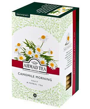 Ahmad Tea с ромашкой и лимоном
