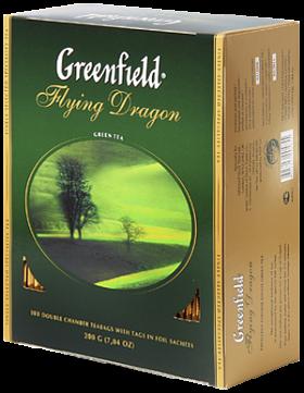 Greenfield Flying Dragon зеленый