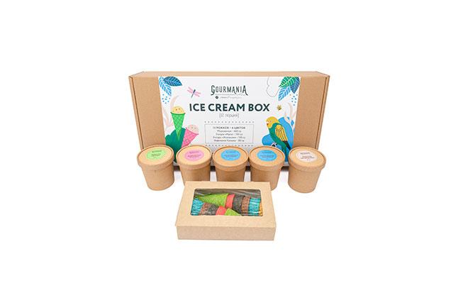 ICE CREAM BOX