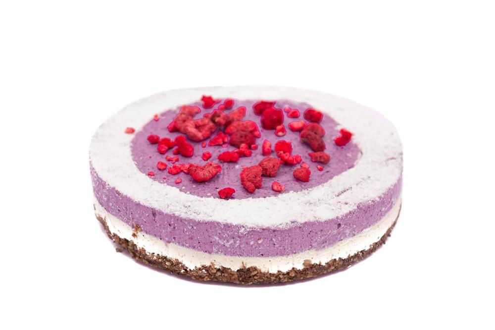 Торт Ягодный органик VEGAN