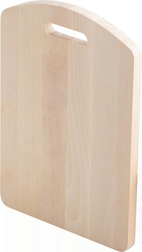 Доска разделочная  береза модель 04-18   (27х20х1,8см.)