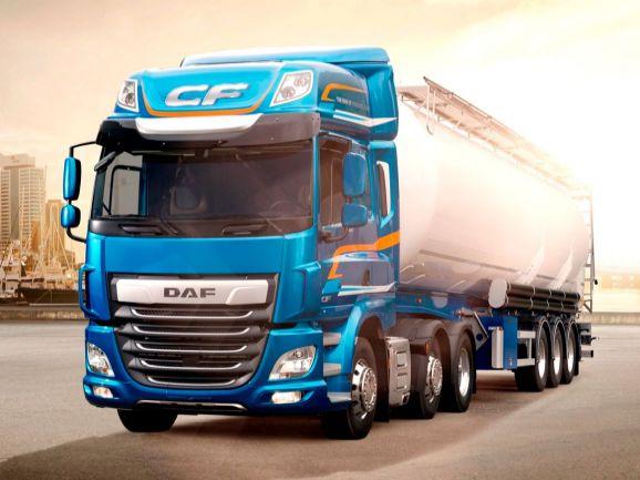 DAF CF (2001 - 2013 / модернизация в 2013 -до н.в.)