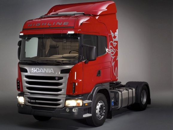 Scania G-series (2005 - н.в.)