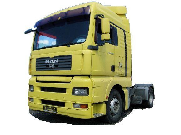 MAN TGA - кабина L (2012 -до н.в.)