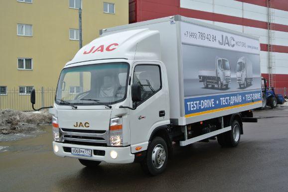 JAC N80