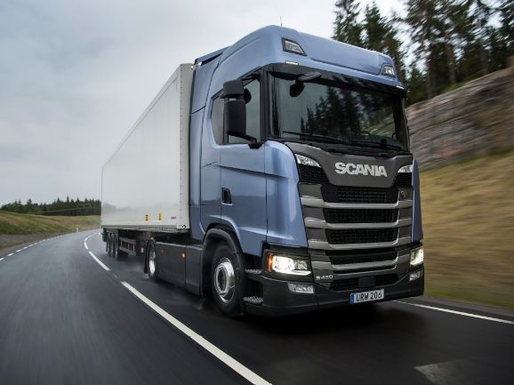 Scania S-series (2016 -до н.в.)