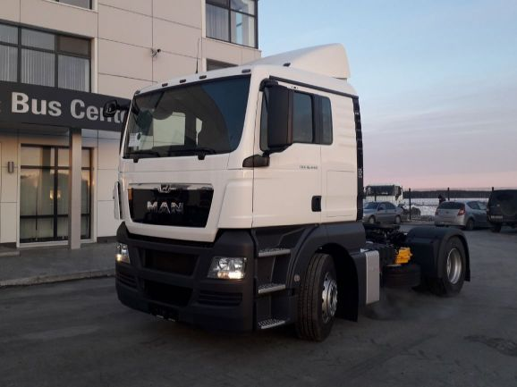 MAN TGX - кабина XL (2012 -до н.в.)
