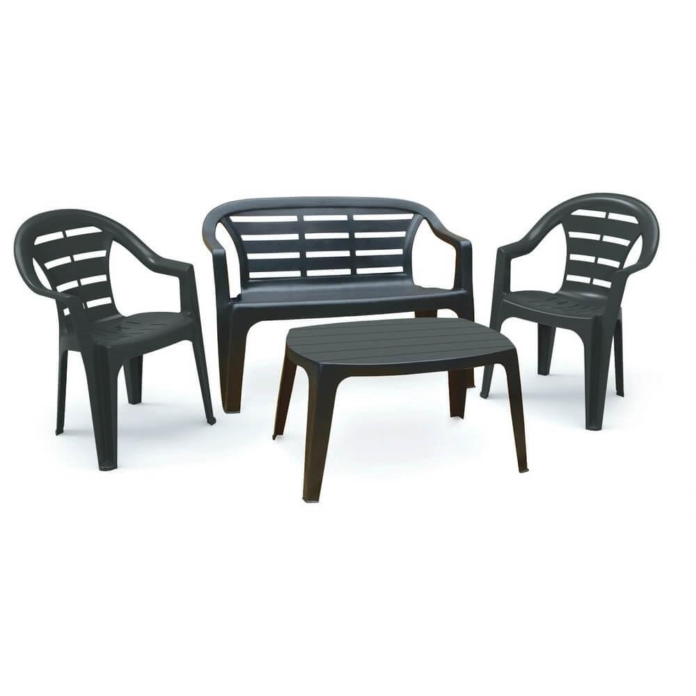 Комплект садовой мебели Ipae Madura