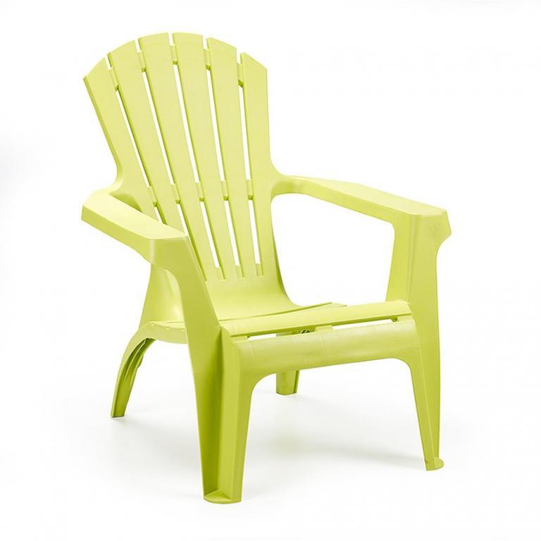 Кресло для отдыха Ipae Dolomiti, зелёный лайм