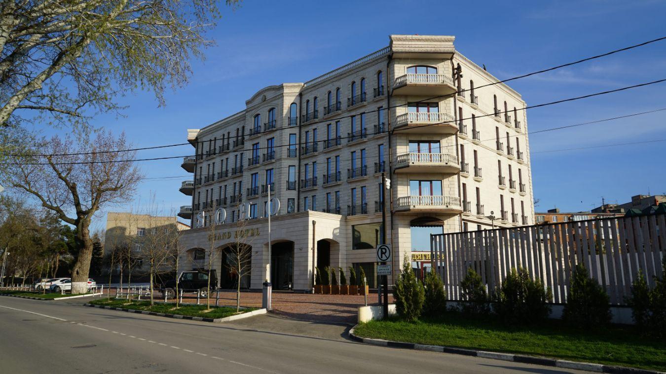 Отель Soho Grand Hotel, г. Азов