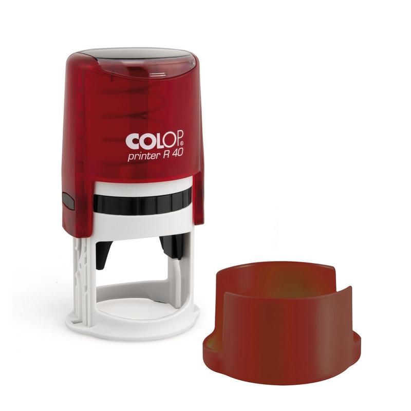 Colop printer R-40 (с крышкой)
