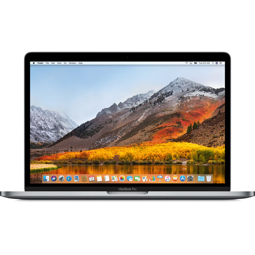 MacBook Pro 13 256GB with Touch Bar (Mid 2018, Space Gray, A1989)