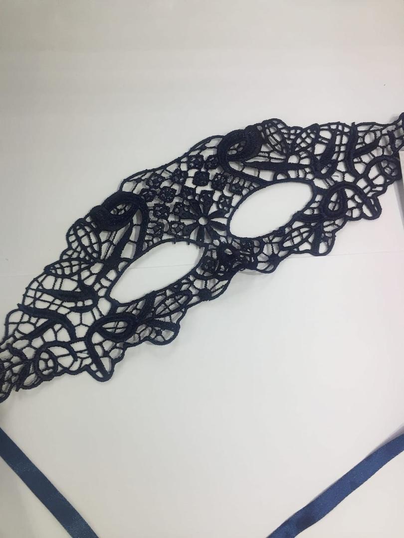 Кружевная маска 920