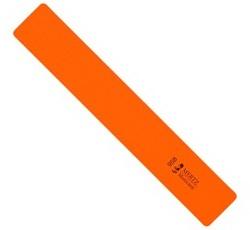 A958 Пилка полировочная Mertz для ногтей широкая, грит 180/180