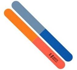 A955 Пилка полировочная Mertz для ногтей 4-х сторонняя, грит 100/150/220/240
