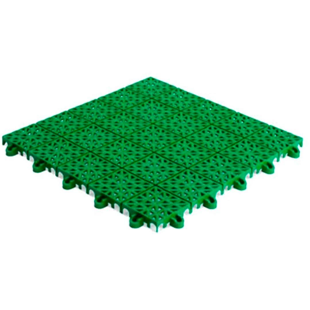 Плитка для дома, сада и детских площадок 330х330 мм, Home&Garden зеленый
