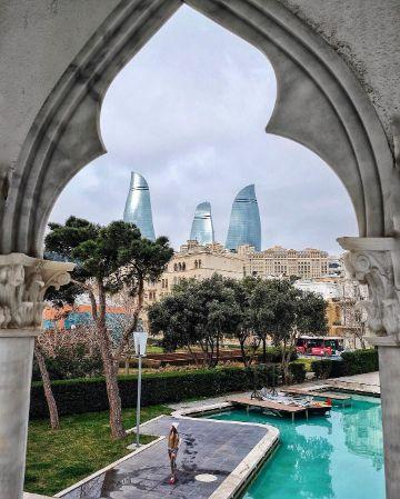 Обзорная экскурсия города Баку