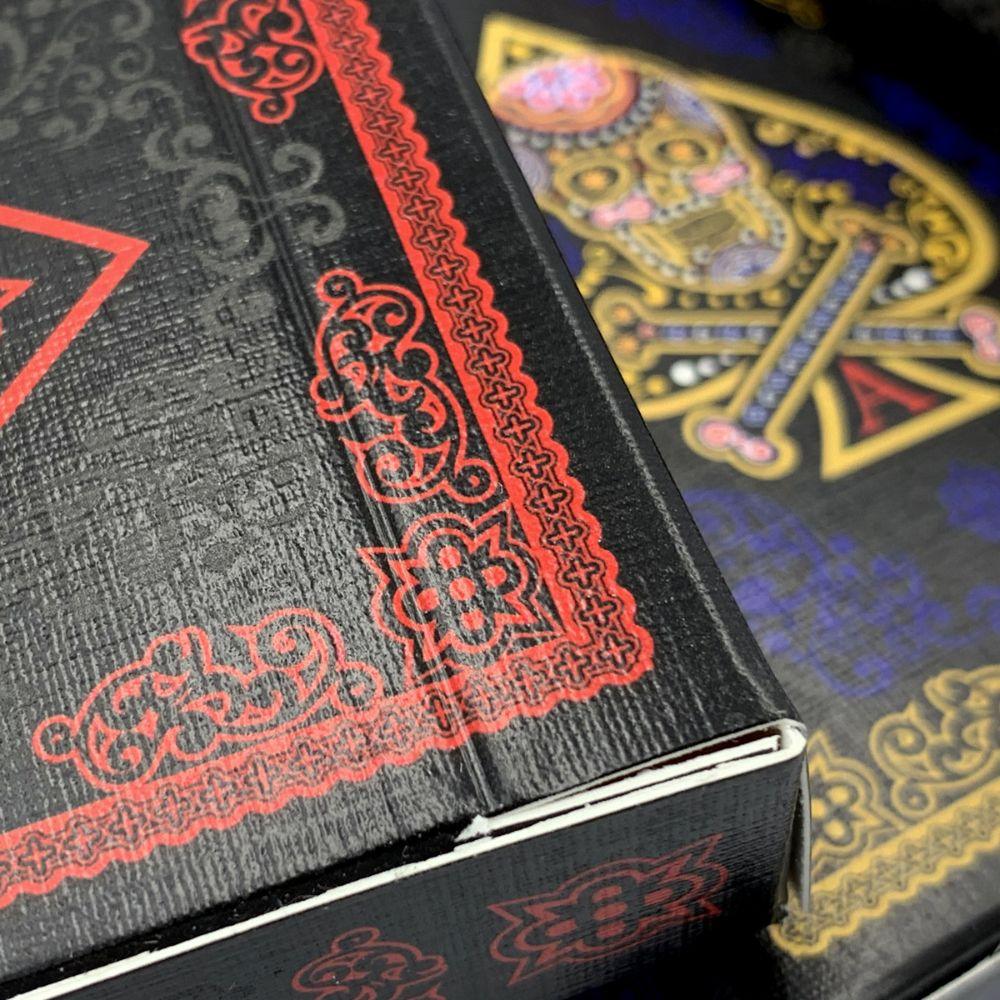 Дизайнерский картон для коробки колоды карт