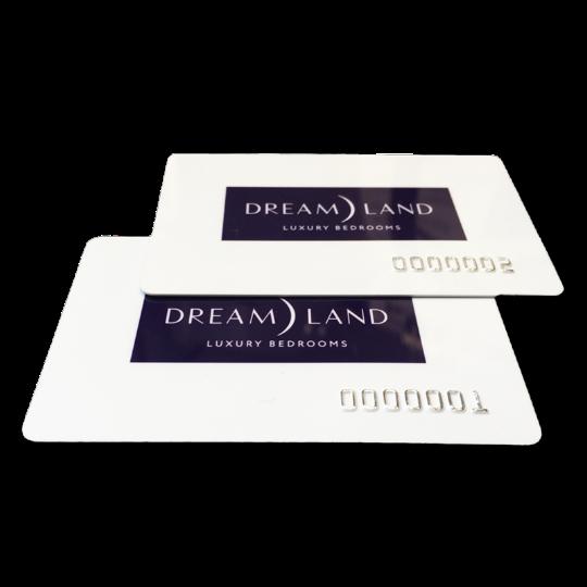 Заказать печать дисконтных карт