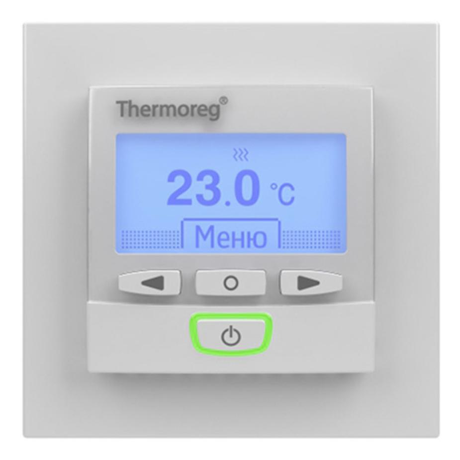 Терморегулятор программируемый для теплого пола Thermo TI 950 Design