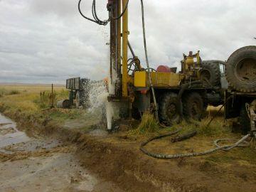 Бурение скважин малого диаметра до 160 мм. в Кемерово
