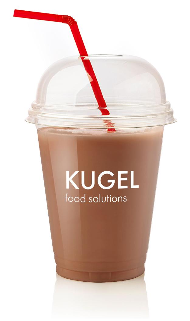 """картинка Смесь для молочного коктейля """"Kugel"""" Шоколадная от магазина Одежда+"""