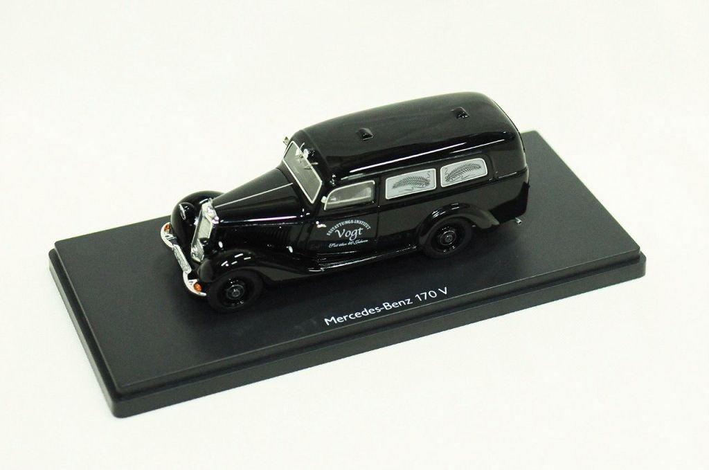 Катафалк Mercedes Benz 170V