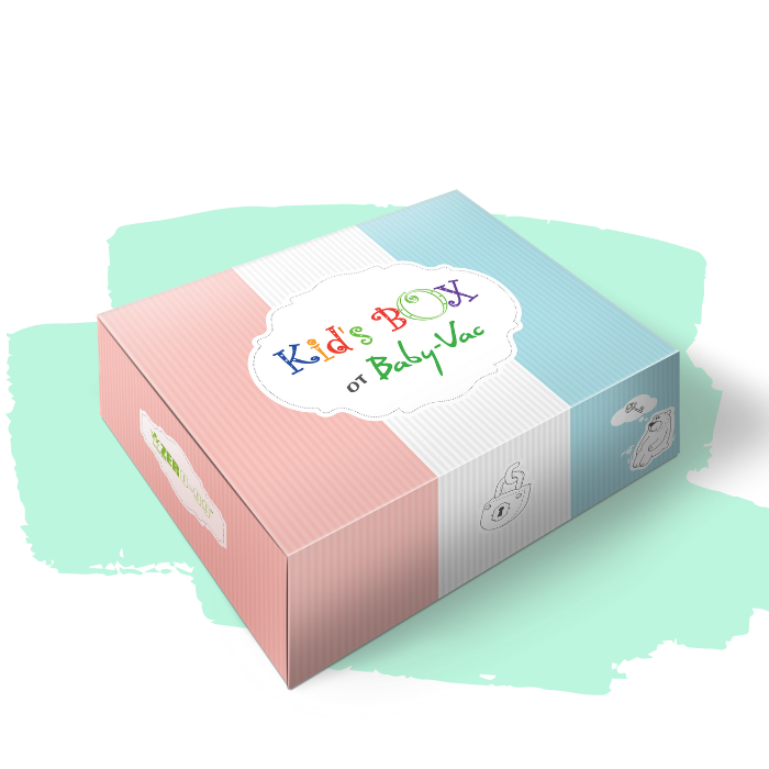 картинка Набор Kids-Box для девочки Мамазин