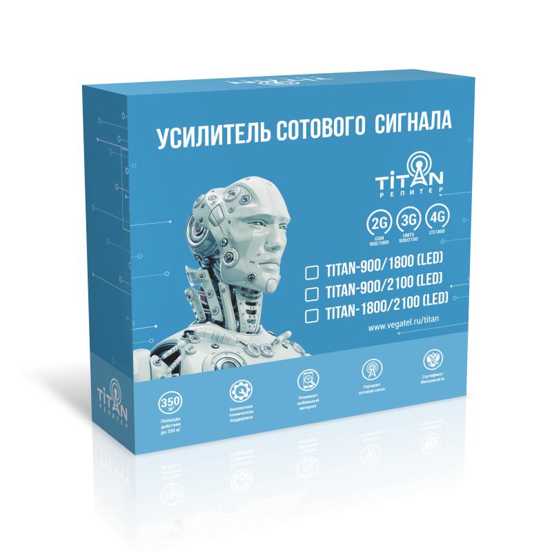 картинка Комплект Titan-1800/2100 (LED) от магазина StroyGsm