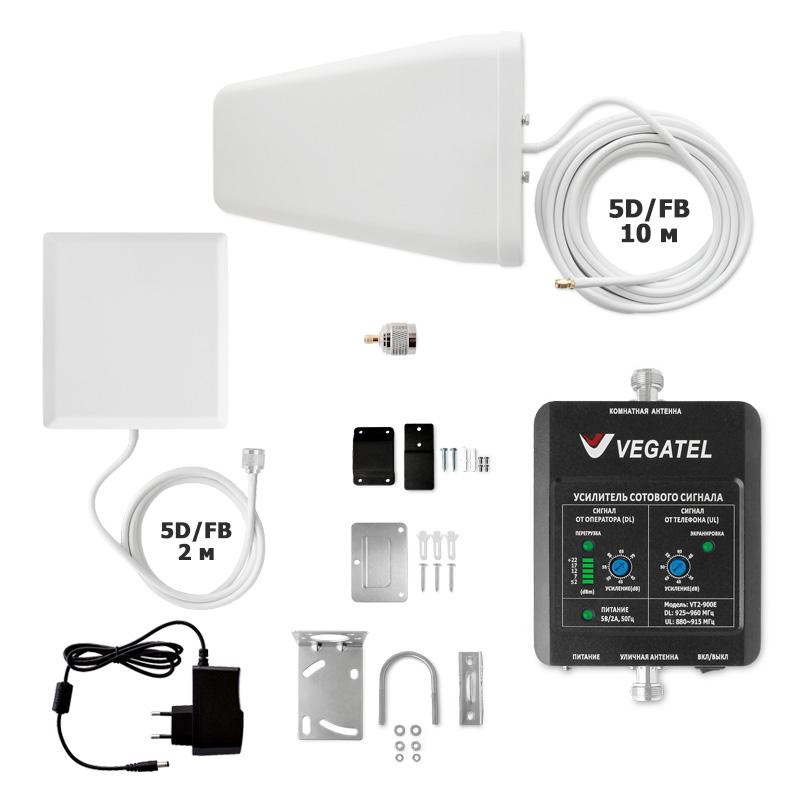 картинка Комплект VEGATEL VT2-900E-kit (дом, LED) от магазина StroyGsm