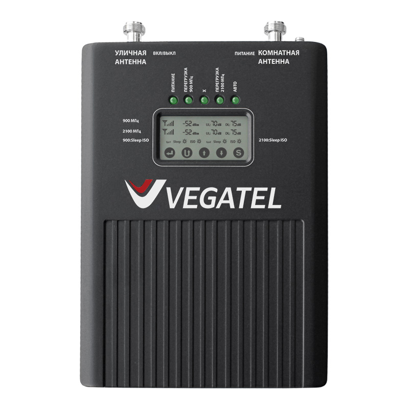 картинка Репитер VEGATEL VT3-900E/3G (LED) от магазина StroyGsm