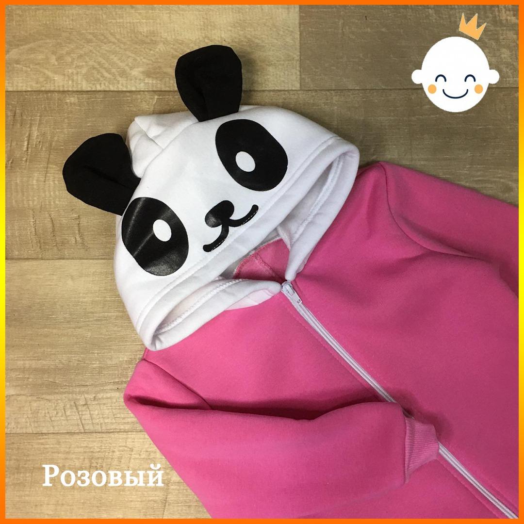 картинка Теплый комбинезон «Панда»  от магазина детской одежды Topchiki24