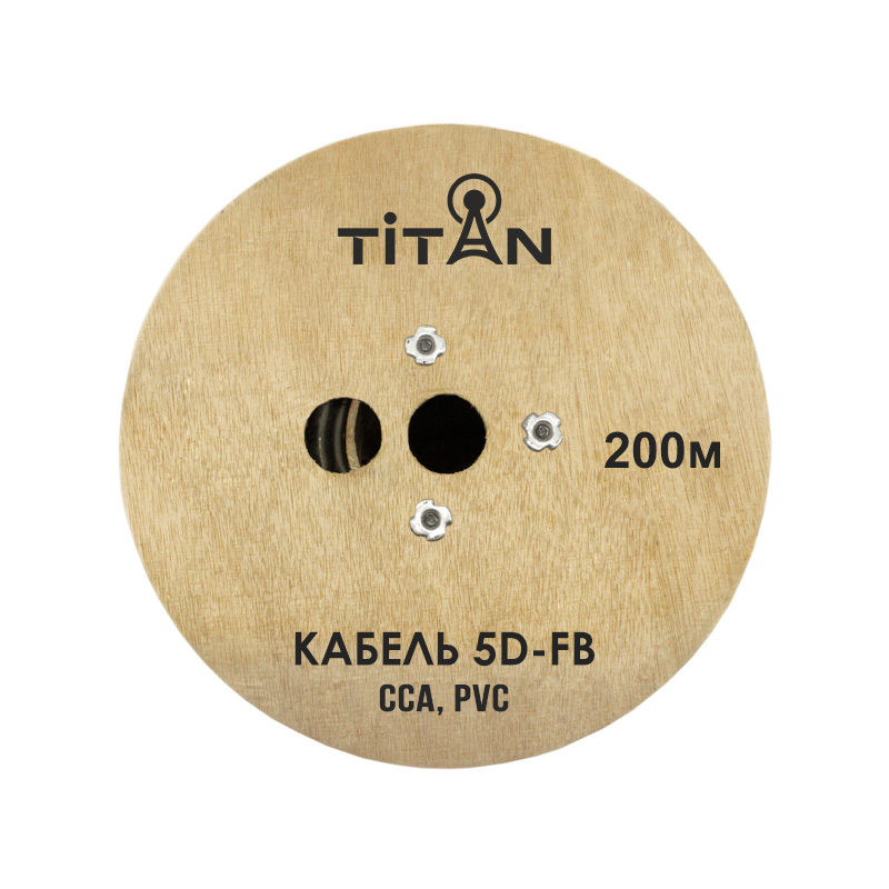 картинка Кабель Titan 5D-FB от магазина StroyGsm