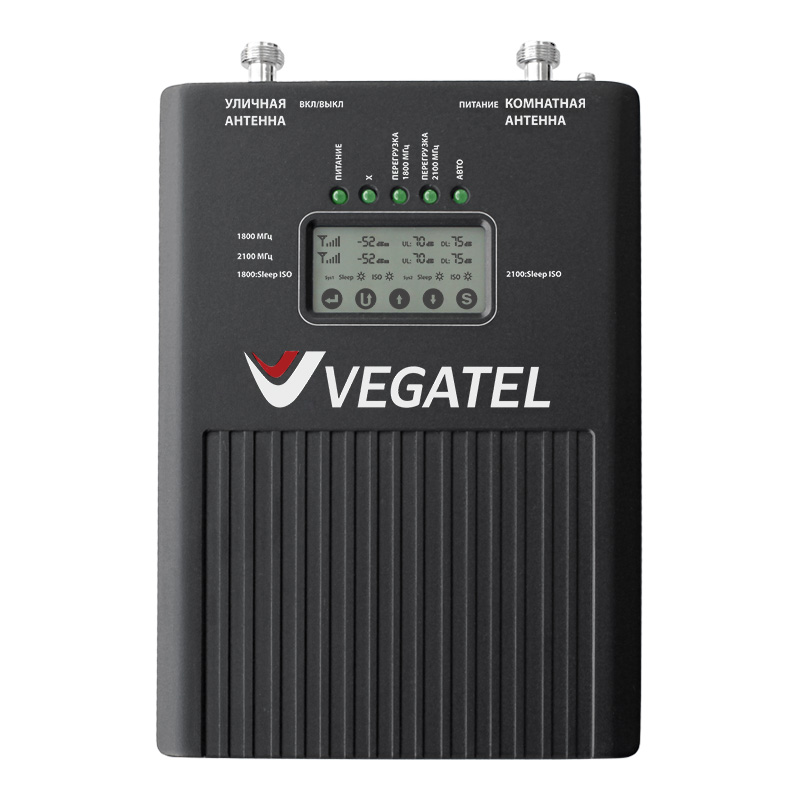картинка Репитер VEGATEL VT3-1800/3G (LED) от магазина StroyGsm