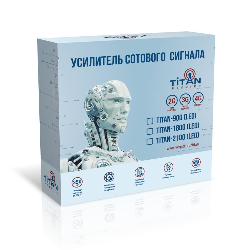 картинка Комплект Titan-1800 (LED) от магазина StroyGsm