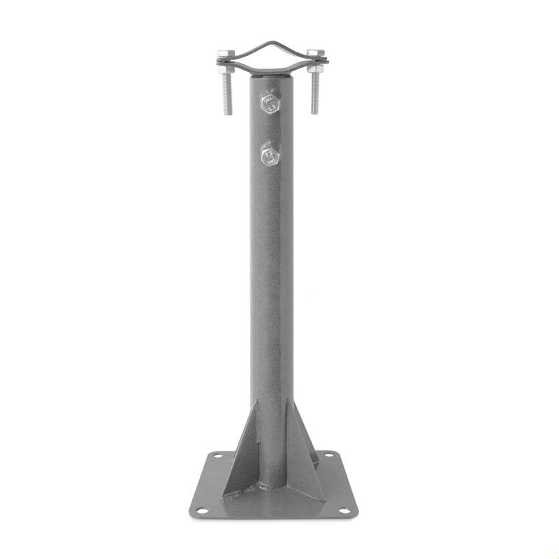 картинка Кронштейн телескопический для мачт 50/90 площадка 170*170 КТМ50-90 от магазина StroyGsm