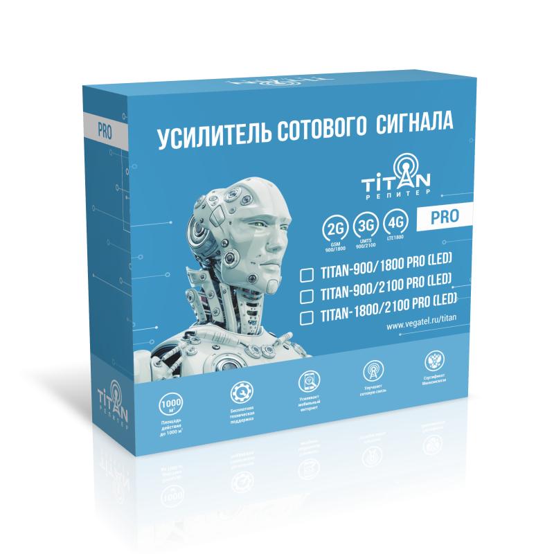 картинка Комплект Titan-1800/2100 PRO (LED) от магазина StroyGsm