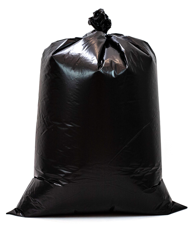 Пакет мусорный 90Х110 55 мкм 180л РПК/16 (25 шт.) магазин iCass