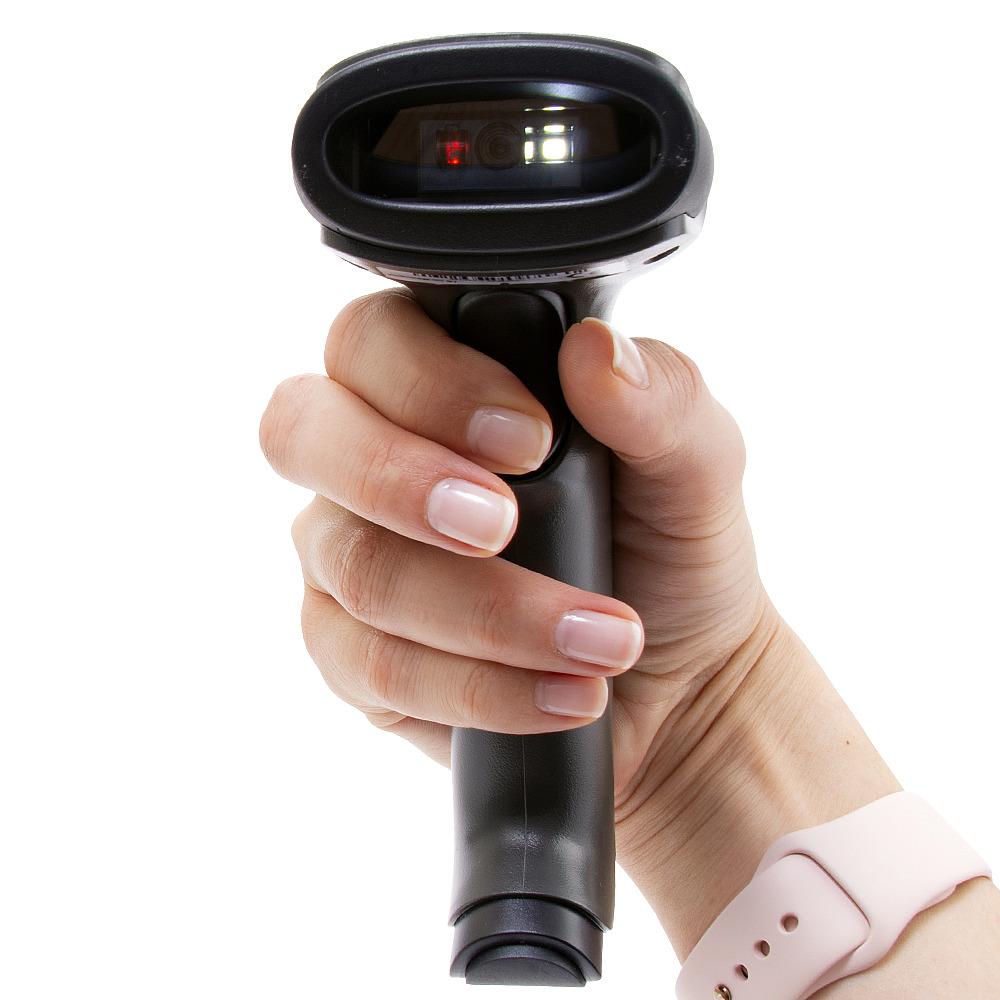 Беспроводной сканер штрихкода POScenter 2D BT магазин iCass
