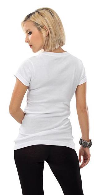 картинка Футболка Женская Чистота от магазина Одежда+
