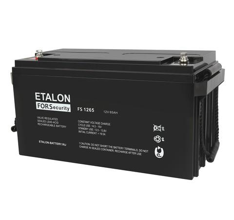 Аккумулятор ETALON FS 1265