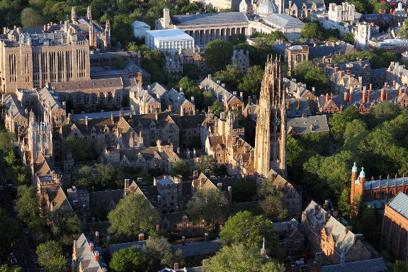 картинка Yale University от агентства AcademConsult
