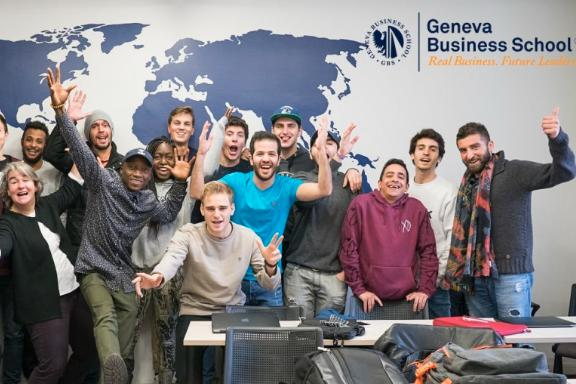 картинка Geneva Business School от агентства AcademConsult