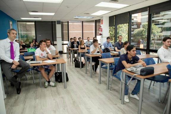 картинка EU Business School (Германия, Испания) от агентства AcademConsult