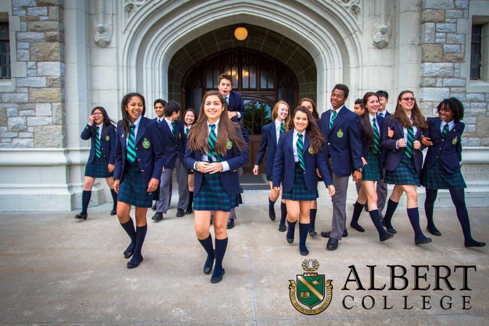 картинка Albert College от агентства AcademConsult