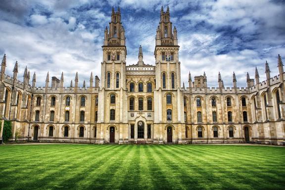 картинка Oxford University от агентства AcademConsult