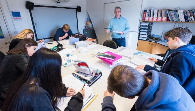 картинка Подготовка к бакалавриату Англии. Mander Portman Woodward от агентства AcademConsult