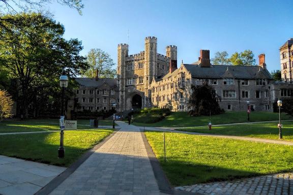 картинка Princeton University от агентства AcademConsult