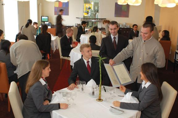 картинка Swiss Hotel Management School  от агентства AcademConsult